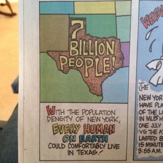 texas population density