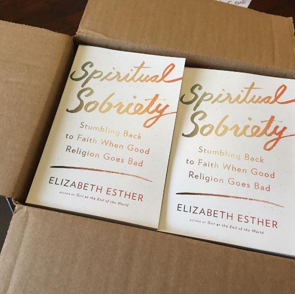 spiritual sobriety copies